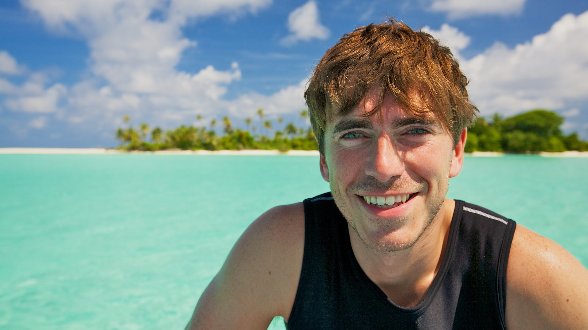 The Caribbean with Simon Reeve
